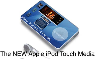 Rumors of 6th Generation iPod | Jeff Wu .net